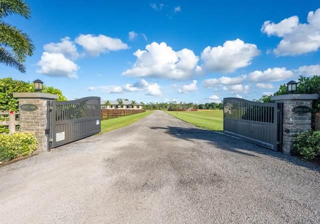 800 & 1000 B Road, Loxahatchee Groves, FL 33470 (#RX-10733998) :: Treasure Property Group
