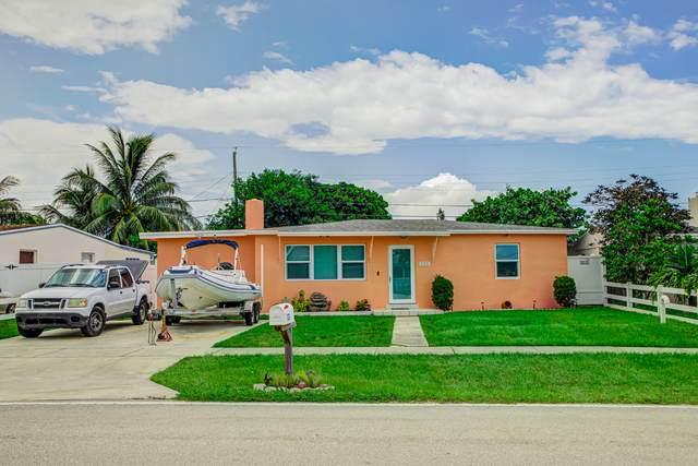533 Cherry Road, West Palm Beach, FL 33409 (MLS #RX-10734000) :: Miami Villa Group