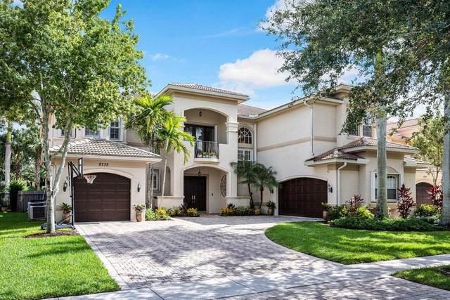8735 Thornbrook Terrace Point, Boynton Beach, FL 33473 (MLS #RX-10734018) :: Miami Villa Group