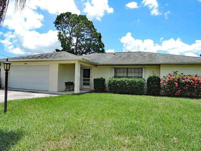 1298 SE Mendavia Avenue, Port Saint Lucie, FL 34952 (MLS #RX-10734028) :: Miami Villa Group