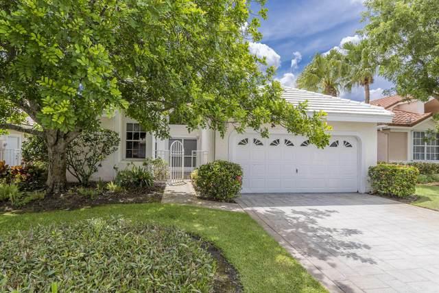 13853 Palm Grove Place, Palm Beach Gardens, FL 33418 (#RX-10734039) :: Treasure Property Group