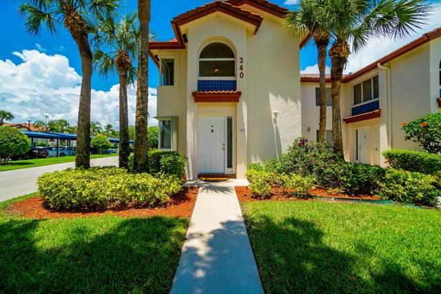 340 NW 67th Street #201, Boca Raton, FL 33487 (MLS #RX-10734041) :: Miami Villa Group