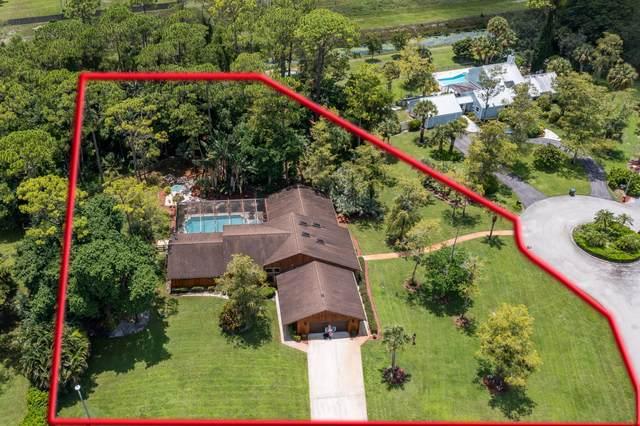 12730 Pineacre Court, Wellington, FL 33414 (#RX-10734068) :: Treasure Property Group