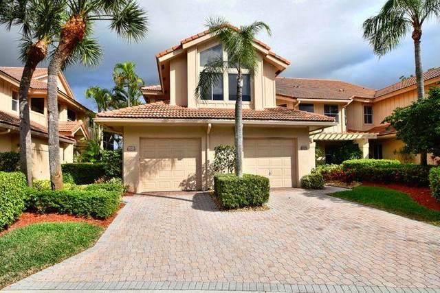 2518 Coco Plum Boulevard #1202, Boca Raton, FL 33496 (MLS #RX-10734078) :: Miami Villa Group