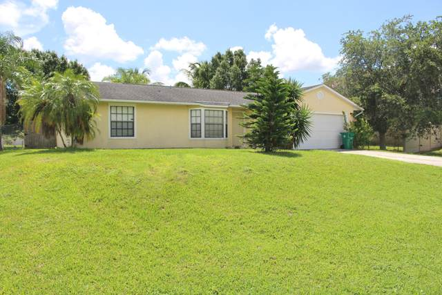 2533 SW Halissee Street, Port Saint Lucie, FL 34953 (MLS #RX-10734080) :: Miami Villa Group