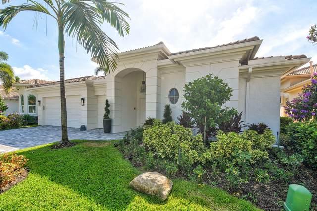 128 Abondance Drive, Palm Beach Gardens, FL 33410 (#RX-10734081) :: Treasure Property Group