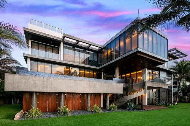 3715 S Ocean Boulevard, Highland Beach, FL 33487 (#RX-10734083) :: Posh Properties