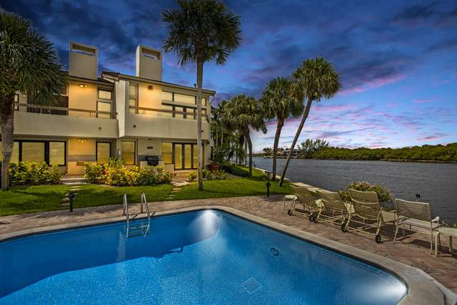1001 Bel Air Drive #7, Highland Beach, FL 33487 (#RX-10734086) :: Posh Properties