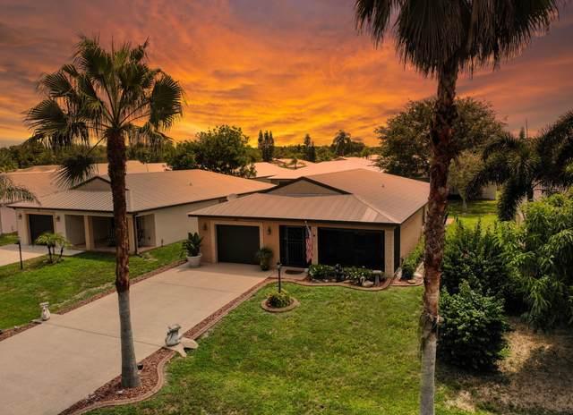 50 Silver Oak Drive, Port Saint Lucie, FL 34952 (MLS #RX-10734090) :: Miami Villa Group