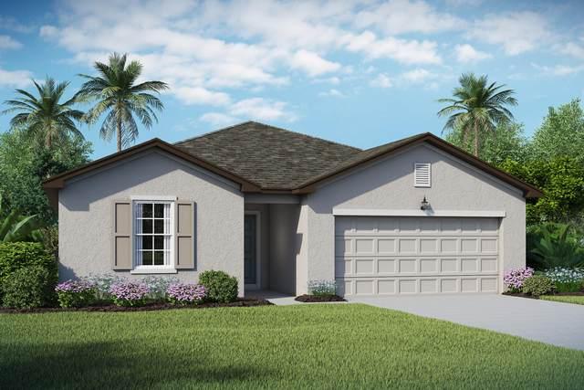 2000 SW Monterrey Lane #14, Port Saint Lucie, FL 34953 (MLS #RX-10734091) :: Miami Villa Group