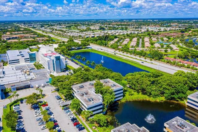 5258 Linton Boulevard #304, Delray Beach, FL 33484 (MLS #RX-10734094) :: Miami Villa Group