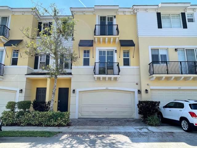 543 NW 35th Place, Boca Raton, FL 33431 (MLS #RX-10734108) :: Miami Villa Group