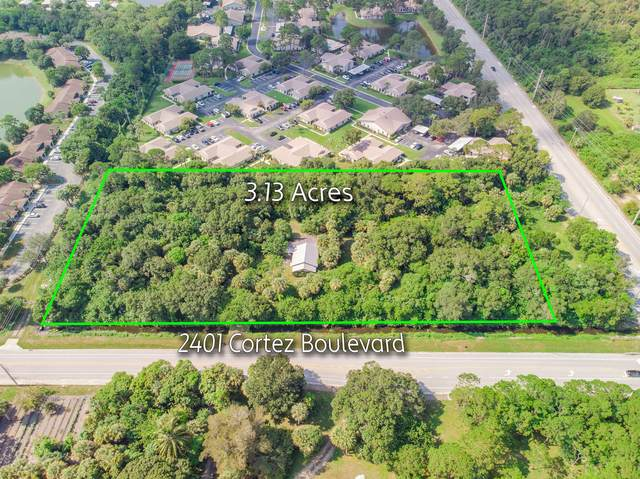 2401 Cortez Boulevard, Fort Pierce, FL 34982 (#RX-10734111) :: The Rizzuto Woodman Team