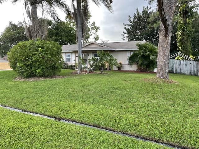 233 SW Pagoda Terrace, Port Saint Lucie, FL 34953 (MLS #RX-10734121) :: Miami Villa Group