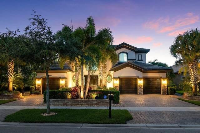 8657 Wellington View Drive, West Palm Beach, FL 33411 (#RX-10734123) :: Baron Real Estate