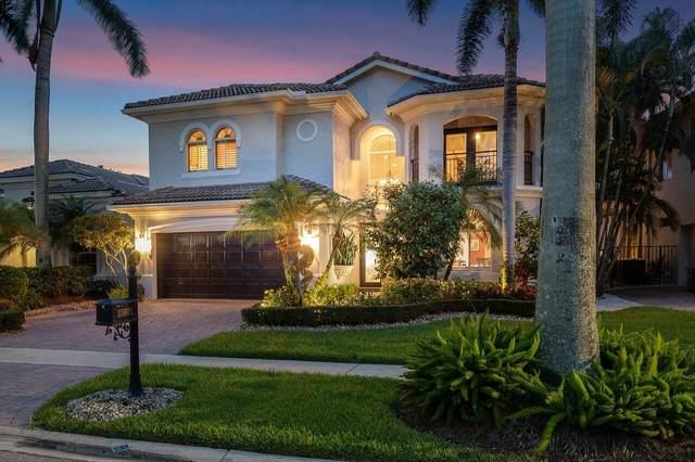 15872 Double Eagle Trail, Delray Beach, FL 33446 (MLS #RX-10734131) :: Miami Villa Group