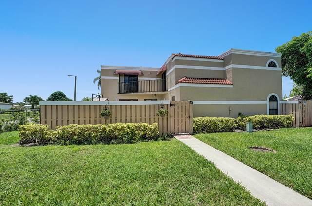 3650 Village Drive A, Delray Beach, FL 33445 (MLS #RX-10734134) :: Miami Villa Group