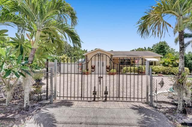 910 Sylvan Lane, Lake Worth, FL 33461 (MLS #RX-10734137) :: Miami Villa Group