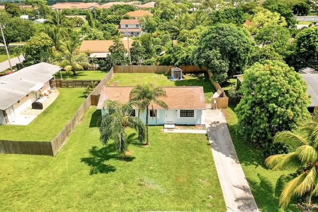 5223 Pine Tree Drive, Delray Beach, FL 33484 (MLS #RX-10734147) :: Miami Villa Group
