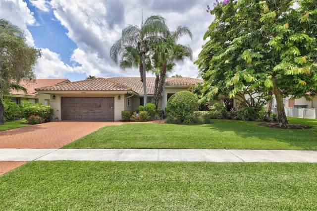 11241 Island Lakes Lane, Boca Raton, FL 33498 (MLS #RX-10734161) :: Miami Villa Group