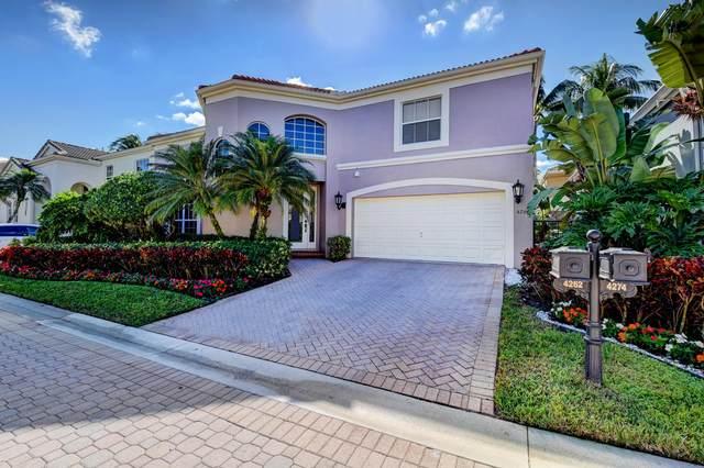 4262 NW 65th Place N, Boca Raton, FL 33496 (#RX-10734167) :: Heather Towe | Keller Williams Jupiter