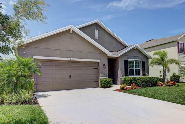 3420 Rockport Street, Vero Beach, FL 32968 (#RX-10734206) :: Dalton Wade