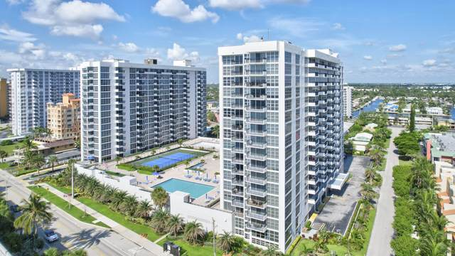 531 N Ocean Boulevard #710, Pompano Beach, FL 33062 (#RX-10734225) :: The Power of 2   Century 21 Tenace Realty