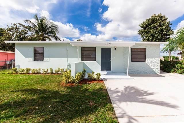 2031 NW 2nd Court, Boynton Beach, FL 33435 (MLS #RX-10734235) :: Castelli Real Estate Services