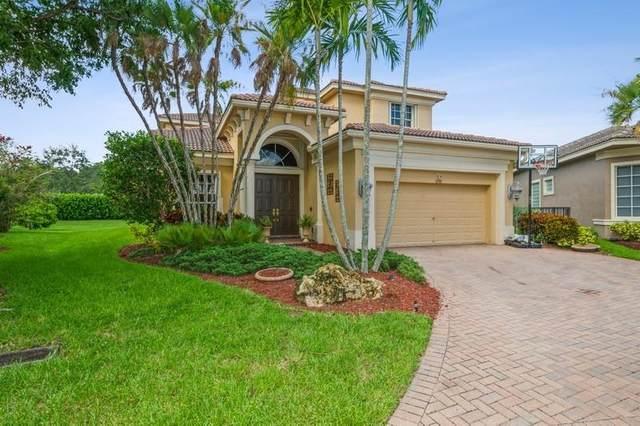 12301 NW 78th Manor, Parkland, FL 33076 (MLS #RX-10734243) :: Berkshire Hathaway HomeServices EWM Realty