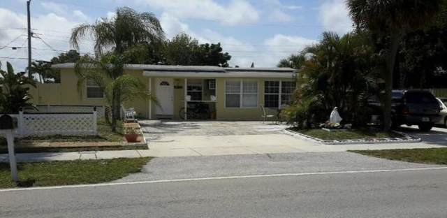1932 NE 54th Street, Pompano Beach, FL 33064 (#RX-10734281) :: Dalton Wade