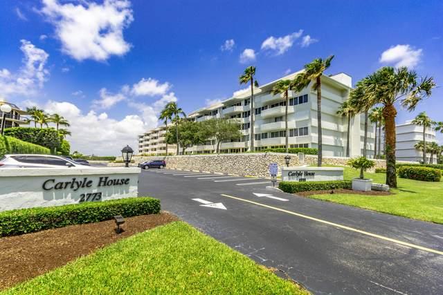 2773 S Ocean Boulevard #515, Palm Beach, FL 33480 (#RX-10734323) :: Signature International Real Estate