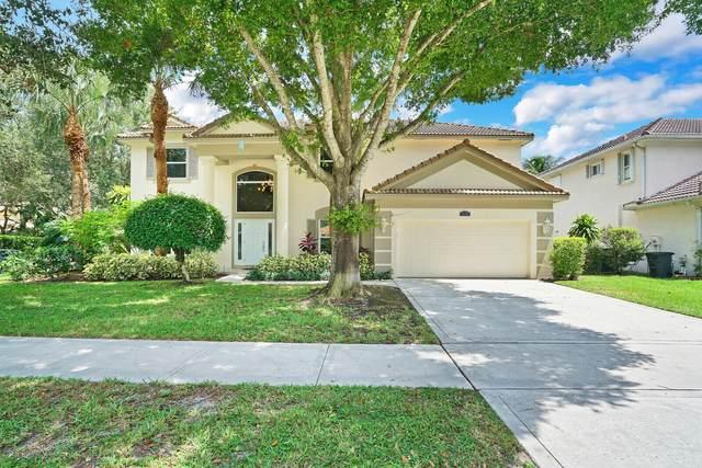 1181 Egret Circle S, Jupiter, FL 33458 (#RX-10734347) :: Treasure Property Group