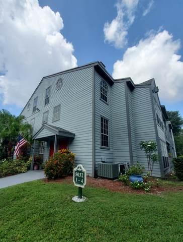 5032 Heatherhill Lane #4, Boca Raton, FL 33486 (#RX-10734365) :: Treasure Property Group