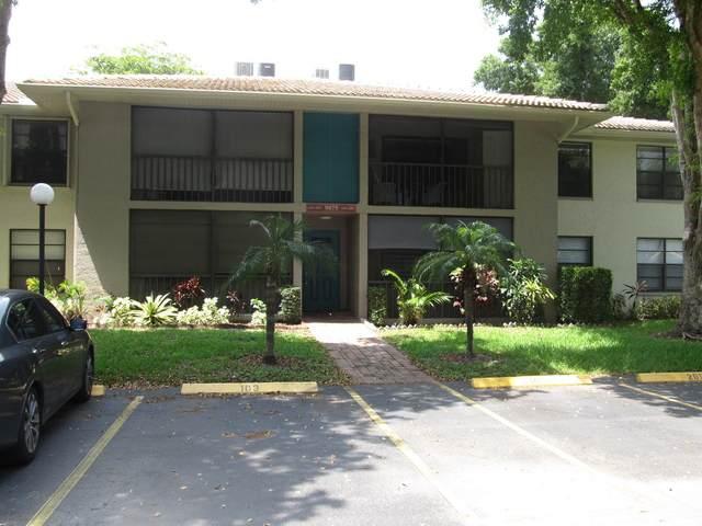 9875 Pineapple Tree Drive #105, Boynton Beach, FL 33436 (#RX-10734370) :: Dalton Wade