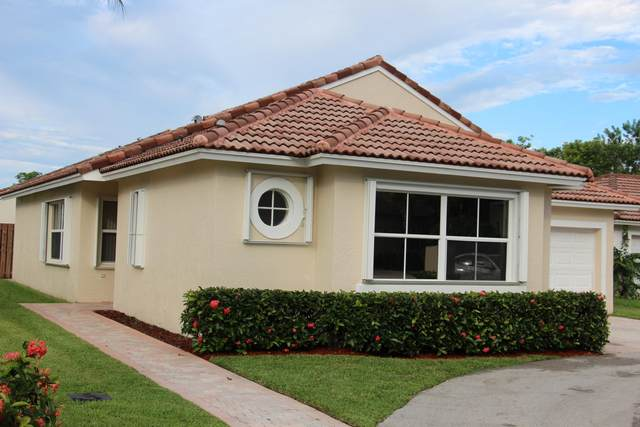 1874 Capeside Circle, Wellington, FL 33414 (MLS #RX-10734372) :: Berkshire Hathaway HomeServices EWM Realty