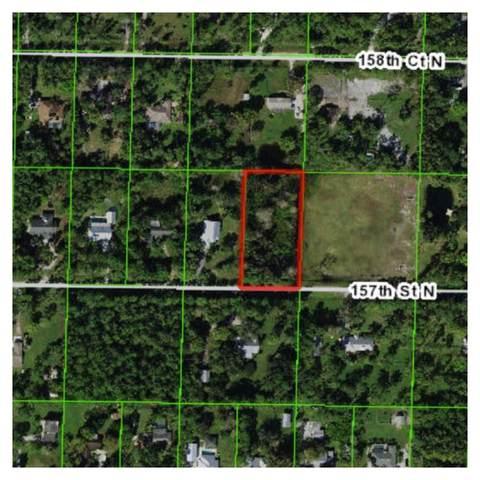 12281 157th Street N, Jupiter, FL 33478 (MLS #RX-10734402) :: Dalton Wade Real Estate Group