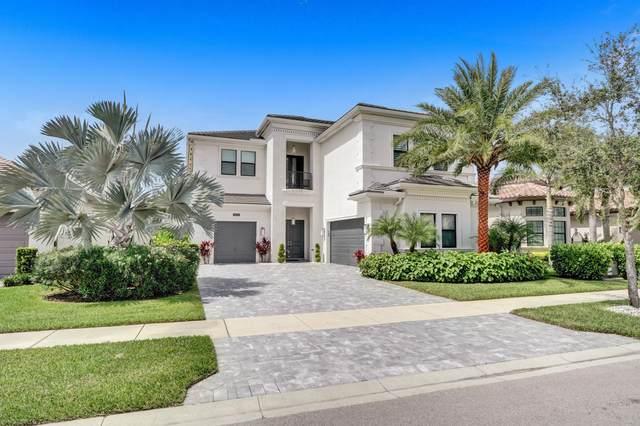 16926 Pavilion Way, Delray Beach, FL 33446 (#RX-10734406) :: Posh Properties