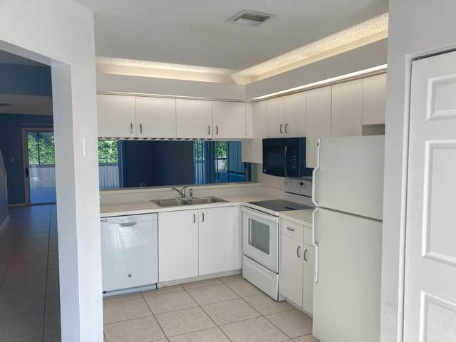 6206 Riverwalk Lane #4, Jupiter, FL 33458 (MLS #RX-10734425) :: Dalton Wade Real Estate Group
