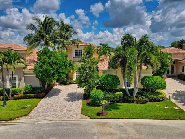 129 Porto Vecchio Way, Palm Beach Gardens, FL 33418 (#RX-10734432) :: Dalton Wade