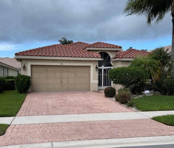 11546 Claria Drive, Boynton Beach, FL 33437 (#RX-10734433) :: Dalton Wade