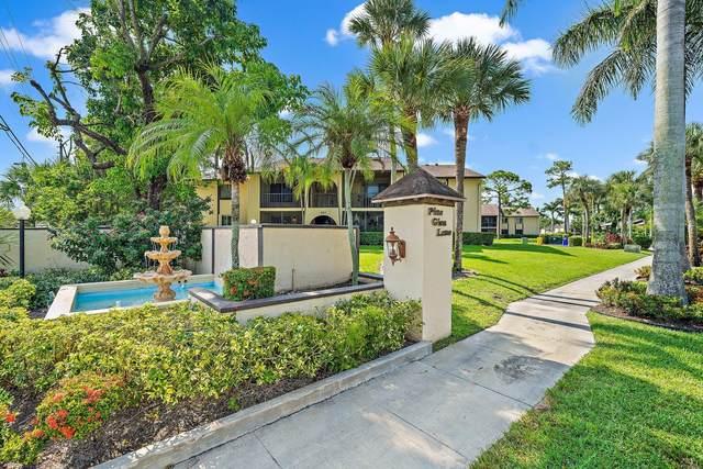 440 Pine Glen Lane B-1, Greenacres, FL 33463 (MLS #RX-10734442) :: Castelli Real Estate Services