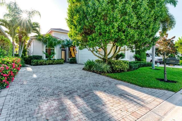 221 Porto Vecchio Way, Palm Beach Gardens, FL 33418 (MLS #RX-10734447) :: Castelli Real Estate Services