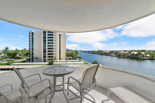2200 S Ocean Boulevard #503, Delray Beach, FL 33483 (MLS #RX-10734448) :: Castelli Real Estate Services