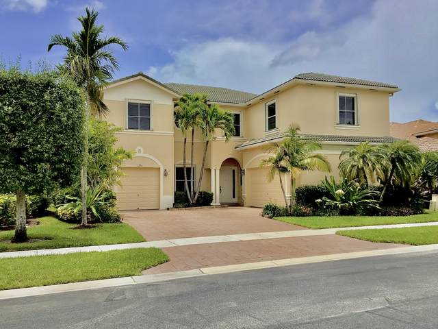 1236 Bay View Way, Wellington, FL 33414 (MLS #RX-10734456) :: Castelli Real Estate Services