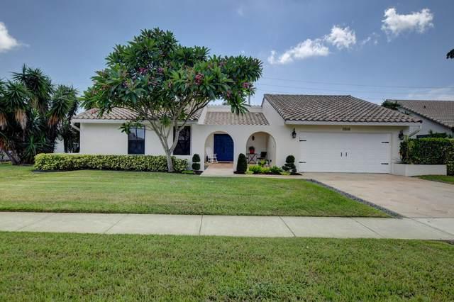 2606 SW 23rd Cranbrook Drive, Boynton Beach, FL 33436 (MLS #RX-10734457) :: Castelli Real Estate Services