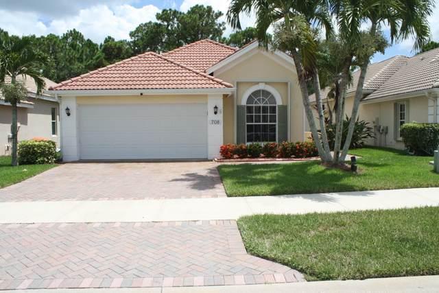 708 SW San Salvador Cove, Port Saint Lucie, FL 34986 (MLS #RX-10734460) :: Castelli Real Estate Services