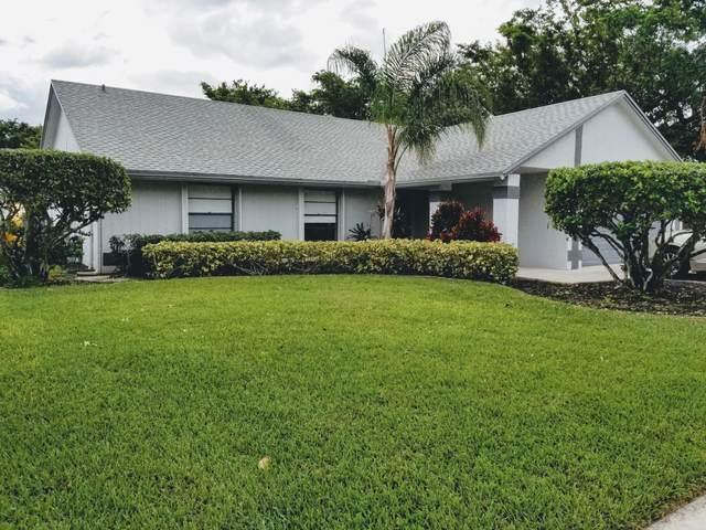 9222 Tivoli Place, Boca Raton, FL 33428 (MLS #RX-10734464) :: Castelli Real Estate Services