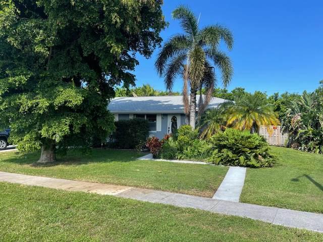 432 San Fernando Drive, Palm Springs, FL 33461 (MLS #RX-10734465) :: Castelli Real Estate Services