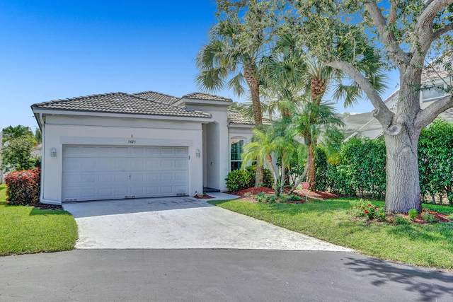 3423 NW 69th Avenue, Margate, FL 33063 (MLS #RX-10734473) :: Castelli Real Estate Services