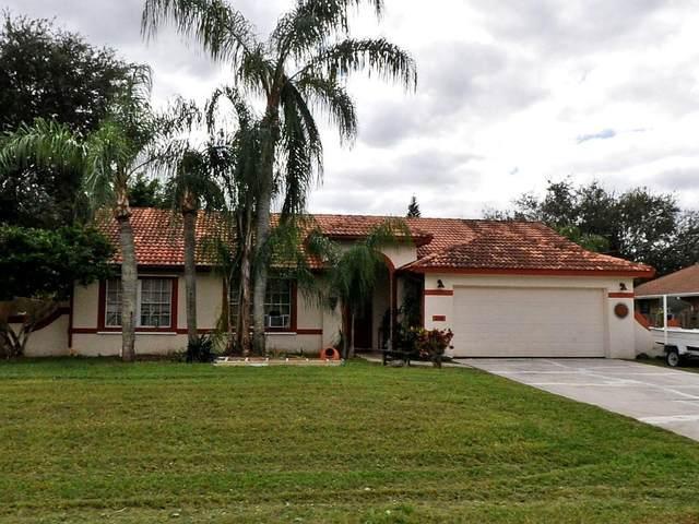 210 SE Sims Circle, Port Saint Lucie, FL 34984 (MLS #RX-10734474) :: Castelli Real Estate Services
